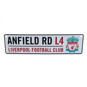 Bilde av Liverpool skilt m/sugepropp