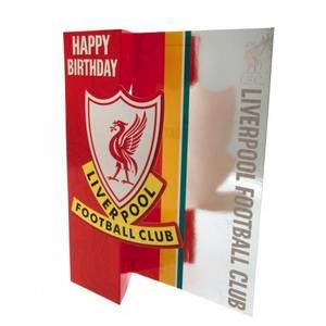 Bilde av Liverpool bursdagskort