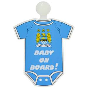 Bilde av Man City Baby On Board kit