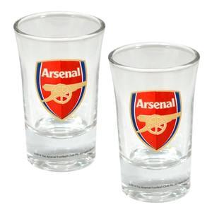 Bilde av Arsenal 2PK Shot Glass