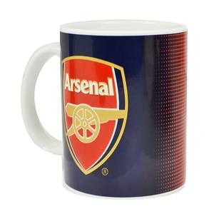 Bilde av Arsenal krus halftone