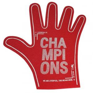Bilde av Liverpool Champions finger
