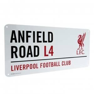 Bilde av Liverpool skilt
