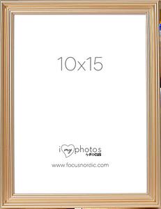 Bilde av Verona Gull 30x40cm