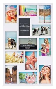 Bilde av Collage 13 Bilder hvit