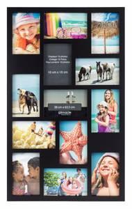 Bilde av Collage 13 Bilder Sort