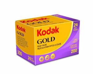 Bilde av Kodak Gold 135 200 24exp