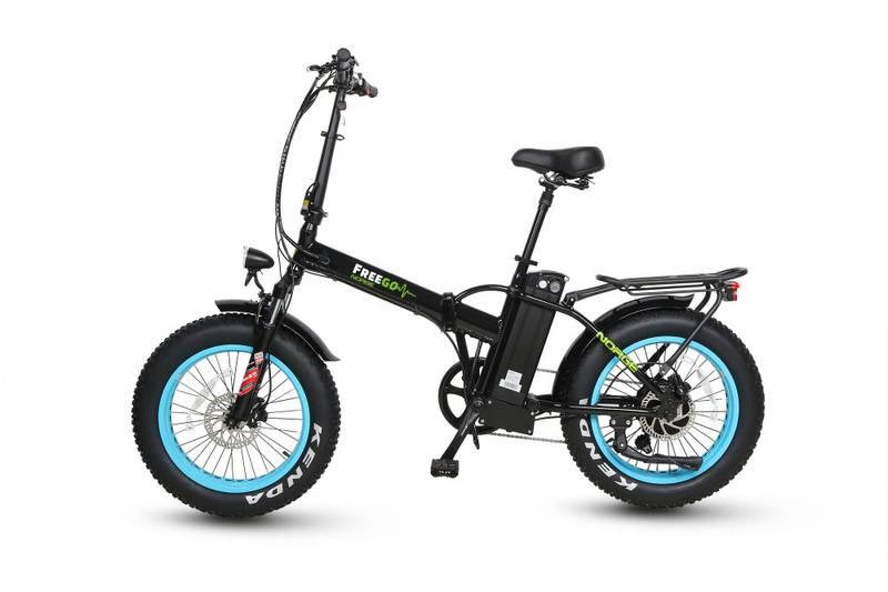 Fatbike Sammenleggbar 750w 48v