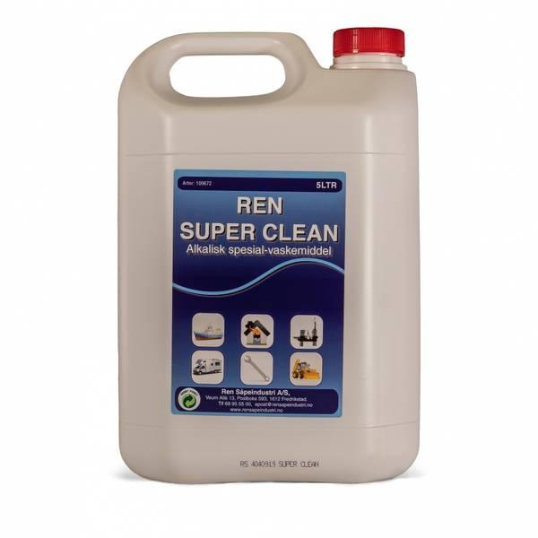 Ren Super-Clean 5 Liter