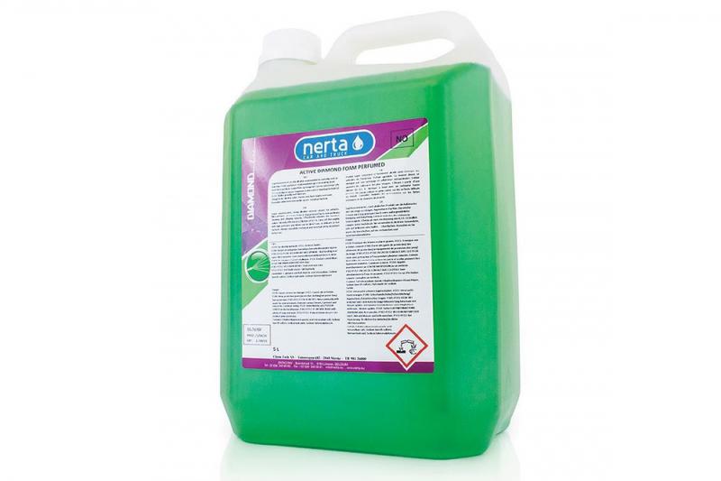 Nerta 5 Liter Høyskummende Forvask Konsentrat