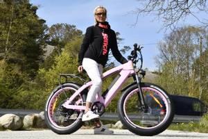 Bilde av Fat bike 1000w 48v nå med