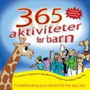 Bilde av 365 aktiviteter for barn