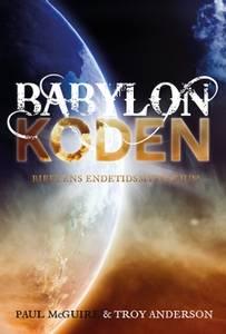 Bilde av Babylonkoden -