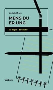Bilde av Mens du er ung - Jostein Ørum