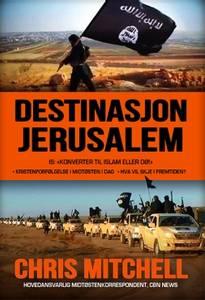 Bilde av Destinasjon Jerusalem - Chris