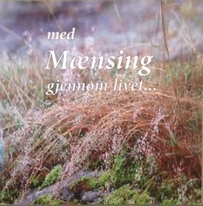 Bilde av Mænsing: Med Mænsing Gjennom