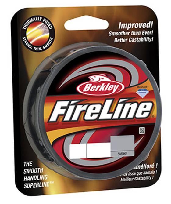 Bilde av Fiskesene Berkley Fireline, 110m - 0,17mm