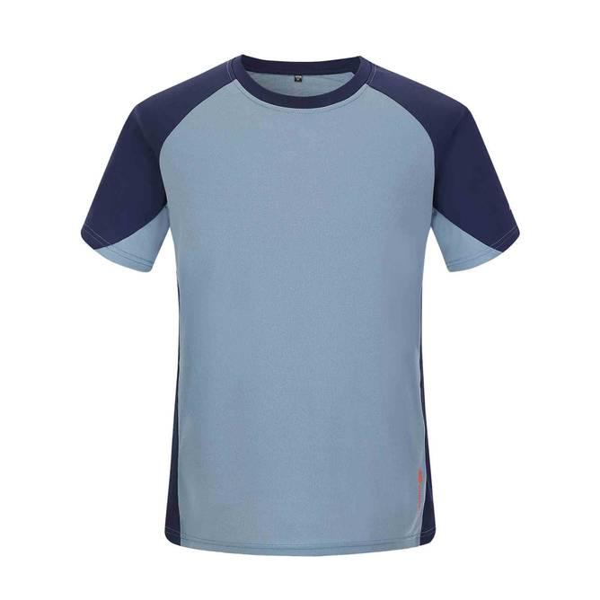 Bilde av Skogstad Spanstiden t-skjorte Bluestone Herre