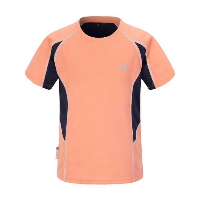 Bilde av Skogstad Todal T-Skjorte Orange Mist Barn