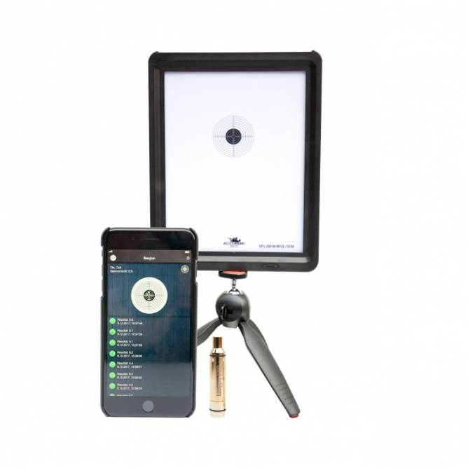 Bilde av Accurize Shooting System (Ink. laserpatron og 2