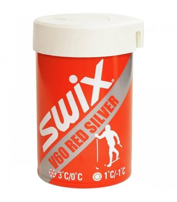 Bilde av Swix Voks Rød Sølv V60 45g 0/+3C