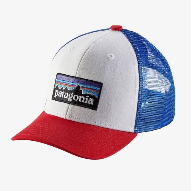 Bilde av Patagonia K's Trucker Hat White