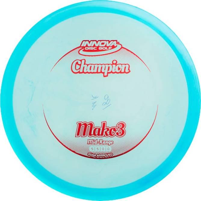 Bilde av CHAMPION MIDRANGE MAKO3 165-169g ASSORTERT