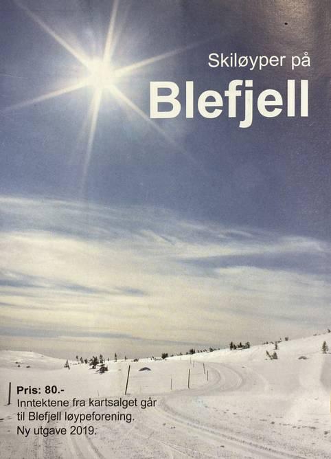 Bilde av Skiløyper på Blefjell