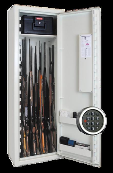 Bilde av Våpenskap SP8E - Elektronisk kodelås