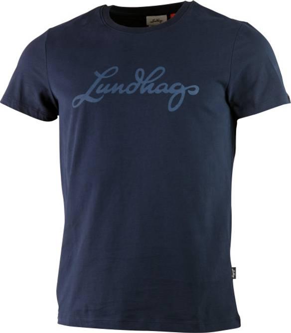 Bilde av Lundhags MS T-skjorte Deep Blue