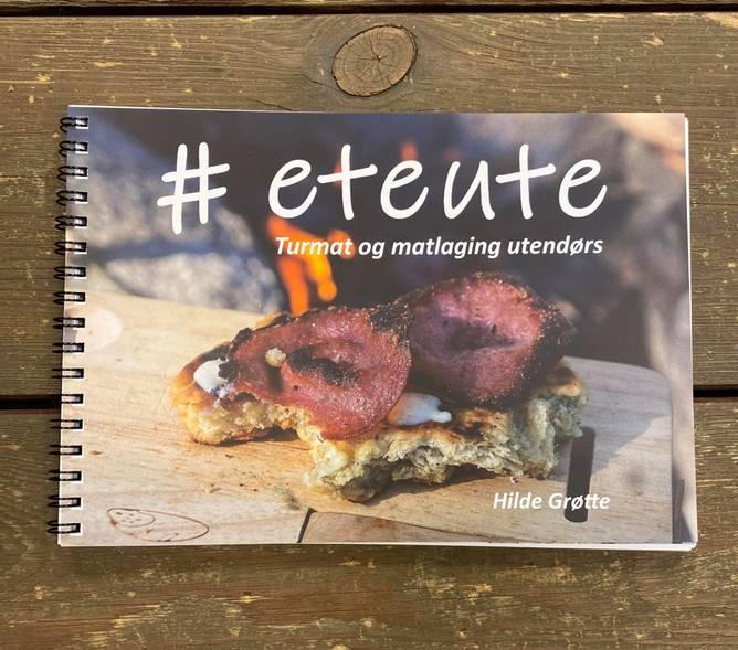 Bilde av Bok Eteute - Kokebok for matlaging på tur