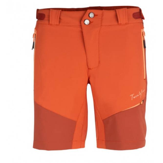Bilde av Twentyfour Flåm LS Shorts D Orange