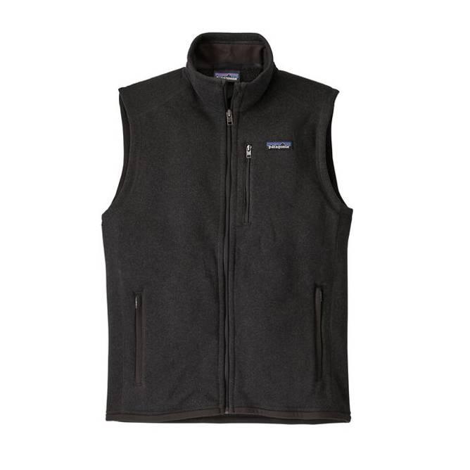 Bilde av Patagonia Better Sweater Vest M Black
