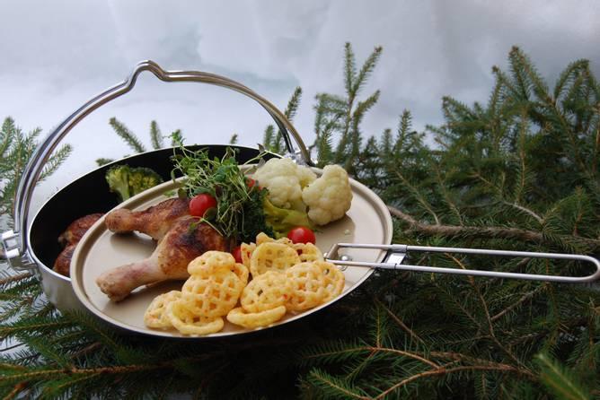 Bilde av Stekepanne HOT PAN non-stick alu