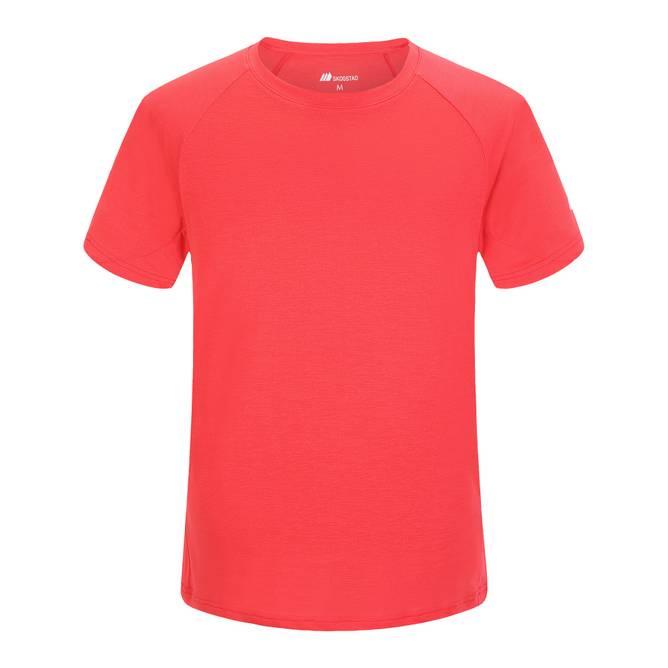 Bilde av Skogstad Vatne Teknisk T-skjorte H Hibiscus Red