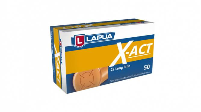 Bilde av Lapua 22 X-Act
