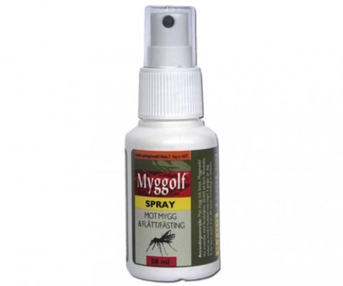 Bilde av Myggolf  50 ml spray