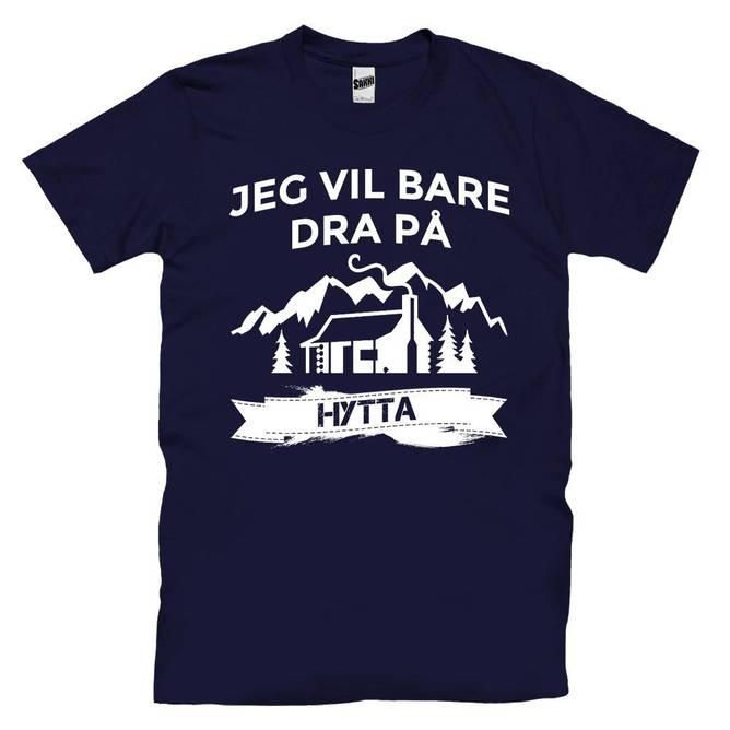 Bilde av T-skjorte Hytta