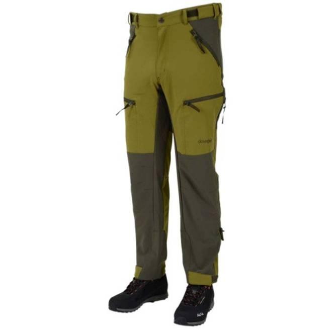 Bilde av Dovrefjell Custom Fit bukse, Acid Green Herre