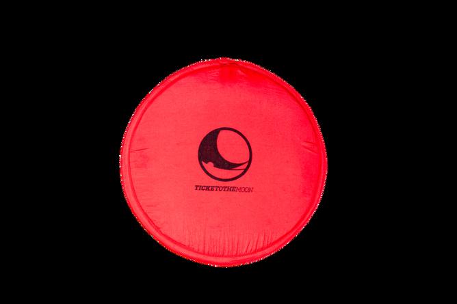 Bilde av Ticket To The Moon foldbar Frisbee rød