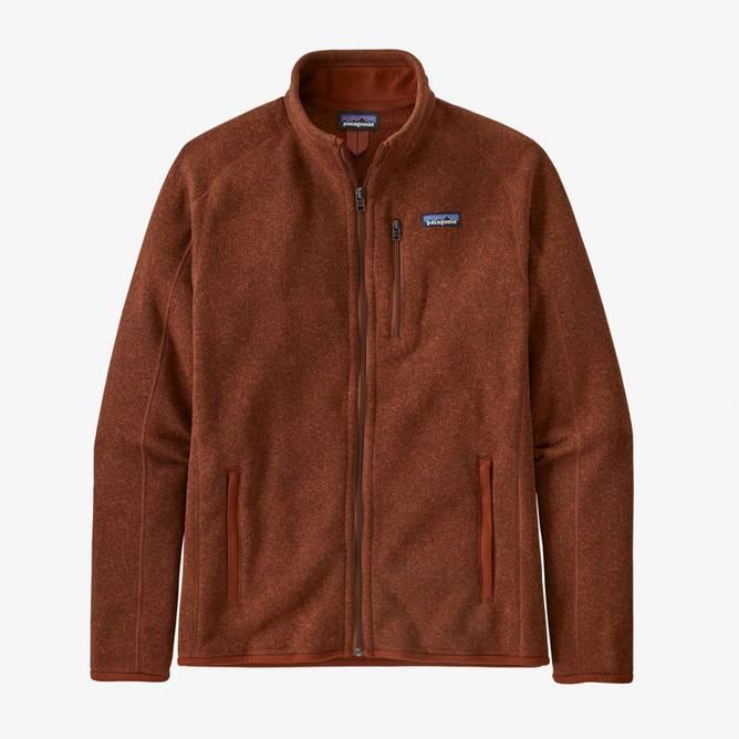 Bilde av Patagonia Better Sweater Jakke M Barn Red