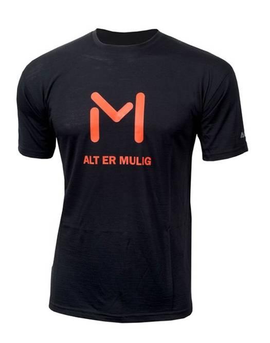 Bilde av Aclima Lars Monsen Anárjohka T-skjorte