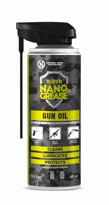 Bilde av Super Nano CLP Gun Oil 400ml