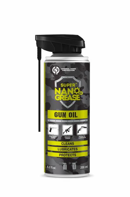 Bilde av Super Nano CLP Gun Oil 200ml