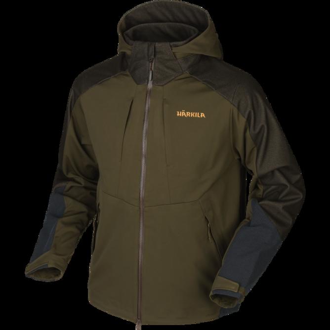 Bilde av Härkila Mountain Hunter Hybrid jakke Willow green