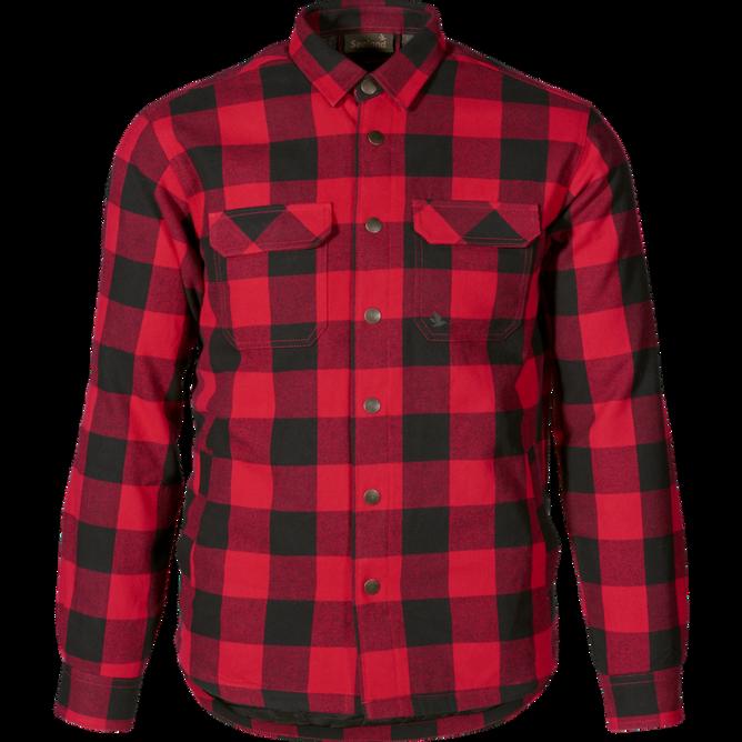Bilde av Seeland Canada Skjorte Red Check