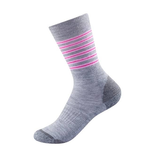Bilde av Devold Multi medium kid sock Peony stripes