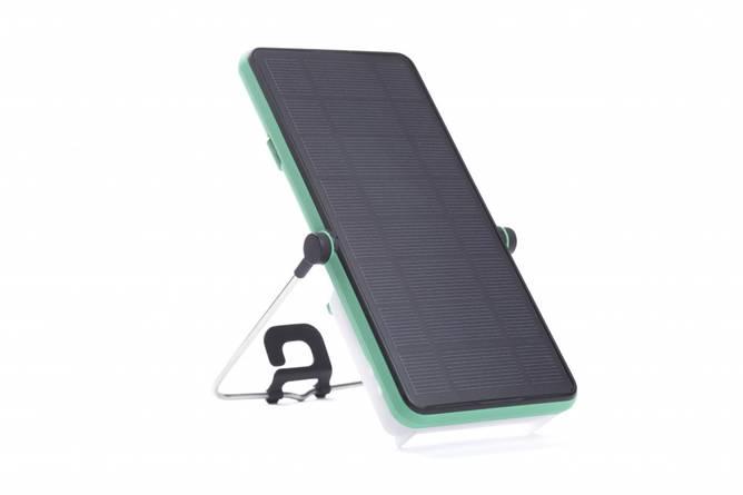 Bilde av Bright Move Smart Solcellelampe/-lader