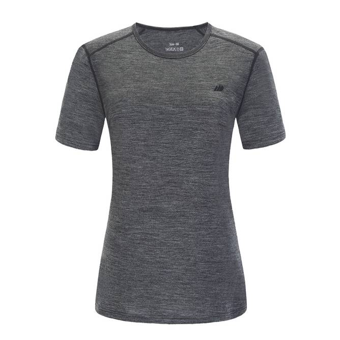 Bilde av Skogstad Dalsnibba Merino T-skjorte Mid Grey