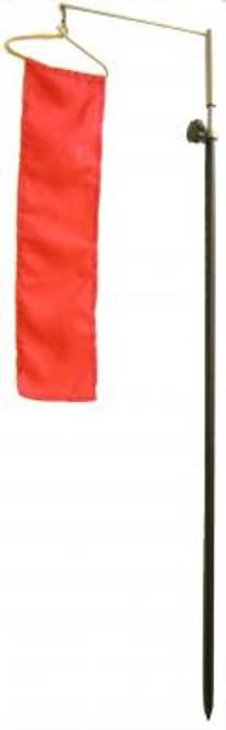 Bilde av Vindvimpel Skiskyting Komplett inkl.justerbart